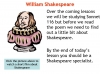 Sonnet 116 Teaching Resources (slide 6/41)