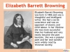 Sonnet 29 by Elizabeth Barrett Browning Teaching Resources (slide 4/28)