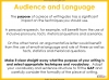 Speech Writing for GCSE Teaching Resources (slide 10/72)