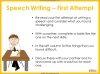 Speech Writing for GCSE Teaching Resources (slide 45/72)