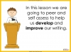 Speech Writing for GCSE Teaching Resources (slide 61/72)