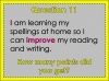 Spellings Dictation Year 2 (slide 53/59)