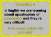 Spellings Dictation Year 3 and Year 4 Teaching Resources (slide 78/101)