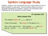 Spoken Language Study (slide 38/87)