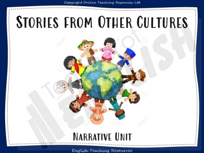 Stories from other Cultures Teaching Resources
