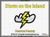 Storm on the Island Teaching Resources (slide 1/52)
