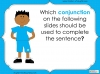 Subordinating Conjunctions  - Year 2 Teaching Resources (slide 16/42)