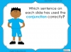 Subordinating Conjunctions  - Year 2 Teaching Resources (slide 27/42)
