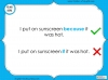 Subordinating Conjunctions  - Year 2 Teaching Resources (slide 29/42)