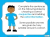Subordinating Conjunctions  - Year 2 Teaching Resources (slide 32/42)