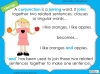 Subordinating Conjunctions  - Year 2 Teaching Resources (slide 5/42)