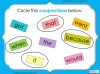 Subordinating Conjunctions  - Year 2 Teaching Resources (slide 9/42)