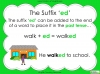 Suffixes - Year 1 Teaching Resources (slide 16/35)