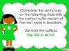 Suffixes - Year 1 Teaching Resources (slide 22/35)