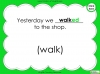 Suffixes - Year 1 Teaching Resources (slide 24/35)