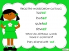 Suffixes - Year 1 Teaching Resources (slide 3/35)