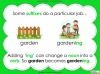 Suffixes - Year 1 Teaching Resources (slide 7/35)