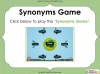 Synonyms - Year 3 and 4 Teaching Resources (slide 24/24)