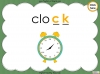 The 'ck' Sound - EYFS Teaching Resources (slide 13/28)