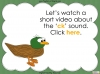The 'ck' Sound - EYFS Teaching Resources (slide 3/28)