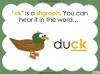 The 'ck' Sound - EYFS Teaching Resources (slide 4/28)