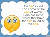 The 'sh' Sound - EYFS Teaching Resources (slide 10/52)