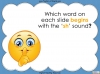 The 'sh' Sound - EYFS Teaching Resources (slide 14/52)