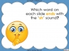 The 'sh' Sound - EYFS Teaching Resources (slide 26/52)