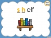 The 'sh' Sound - EYFS Teaching Resources (slide 42/52)
