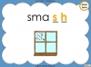 The 'sh' Sound - EYFS Teaching Resources (slide 46/52)