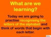 The Amazing Alphabet Teaching Resources (slide 2/130)