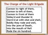 The Charge of the Light Brigade Teaching Resources (slide 11/46)