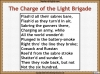 The Charge of the Light Brigade Teaching Resources (slide 12/46)