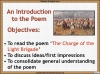 The Charge of the Light Brigade Teaching Resources (slide 7/46)