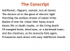 The Conscript (Gibson) (slide 12/43)