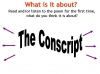 The Conscript (Gibson) (slide 14/43)