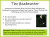 The Demon Headmaster Teaching Resources (slide 14/39)
