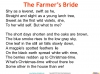 The Farmer's Bride Teaching Resources (slide 11/42)