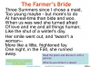 The Farmer's Bride Teaching Resources (slide 8/42)