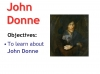 The Flea (Donne) Teaching Resources (slide 4/39)