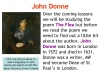 The Flea (Donne) Teaching Resources (slide 5/39)