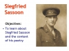 The Hero (Sassoon) (slide 4/46)
