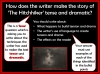 The Horror Story Genre Teaching Resources (slide 23/48)
