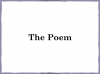 The Lady of Shalott (slide 137/143)