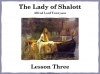 The Lady of Shalott (slide 32/143)