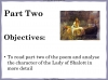 The Lady of Shalott (slide 52/143)