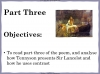 The Lady of Shalott (slide 65/143)