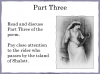 The Lady of Shalott (slide 67/143)