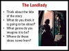 The Landlady by Roald Dahl (slide 6/51)