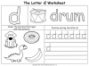 The Letter D Teaching Resources (slide 19/20)